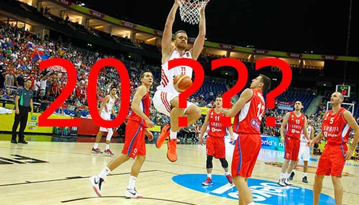 20 Punkte Basketball Wetten