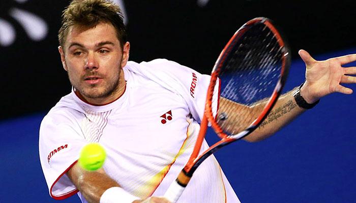 Stan The Man Wawrinka Tennis