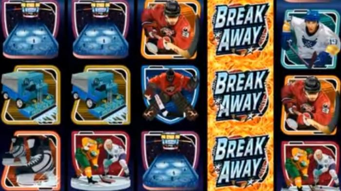 Break Away Microgaming Slotspiel