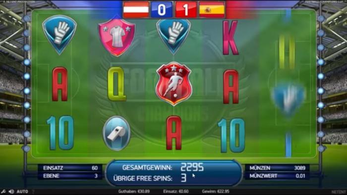 Sport Slots Football Champions