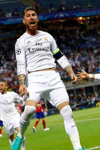 Champions League-favoriten Real Madrid